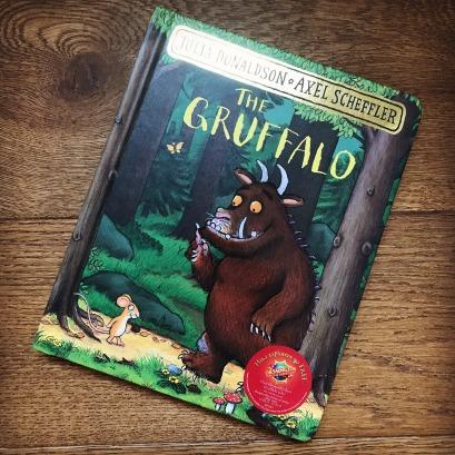 Gruffalo - Cover (1)
