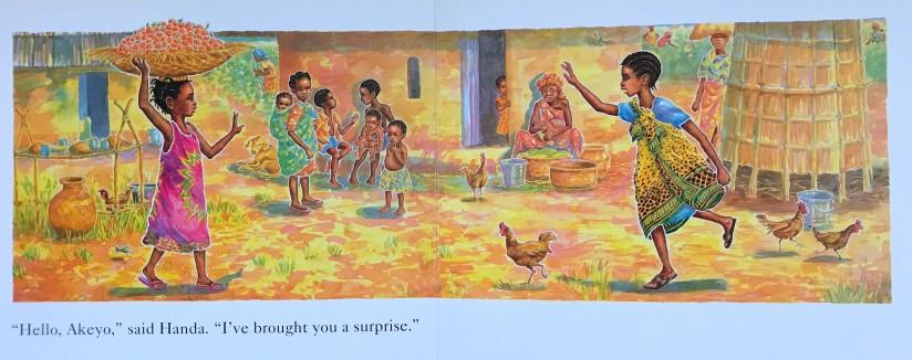 Handa's Surprise – This Boy Reads